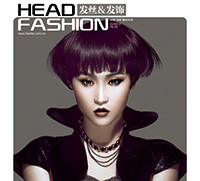 《HEAD FASHION发丝发饰》杂志第2期