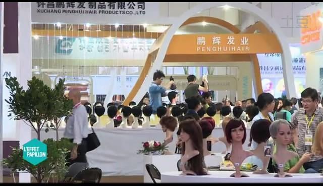 法国媒体报道中国发博会