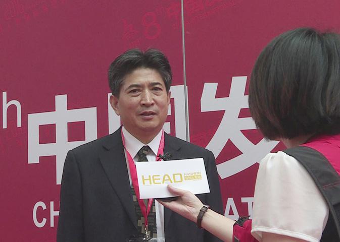2016中国发博会采访王粉荣