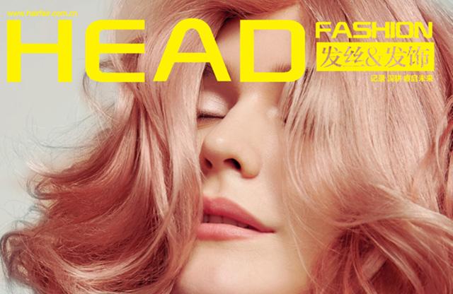 《HEAD FASHION发丝发饰》杂志第20期